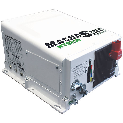 Magnum MSH-RE Series Inverter Charger, 4000 Watts, 24 VDC