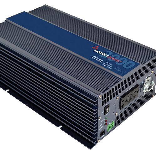 Samlex Pure Sine Wave Inverter, 3000 Watts, 24 VDC
