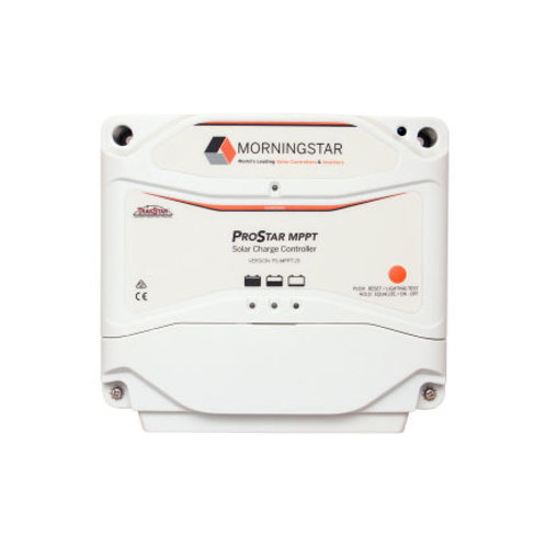 Morningstar 25A ProStar MPPT Charge Controller, PS-MPPT-25