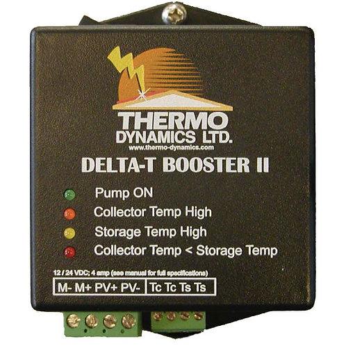 Delta-T Booster II - Solar Pump Controller