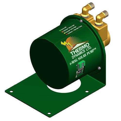 eMag Solar Pump with Differential Temperature Control