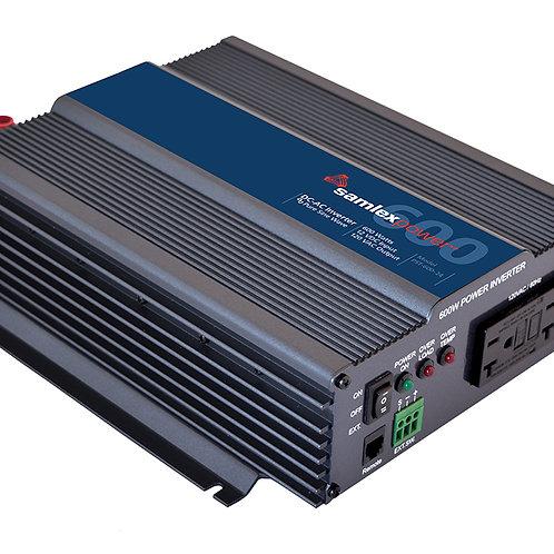 Samlex Pure Sine Wave Inverter, 600 Watts, 24 VDC