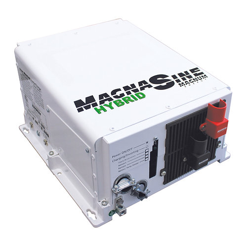 Magnum MSH-M Series Inverter Charger, 3000 to 4000 Watts, 12/24 VDC