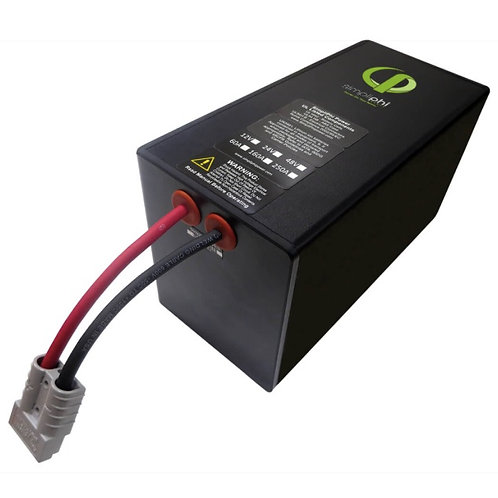 SimpliPhi 730 Wh Lithium Battery (LiFePO4), 12/24 VDC