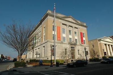 Gettys Art Center front