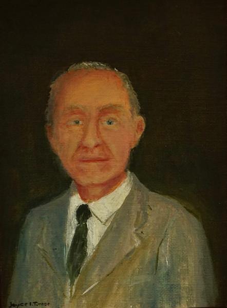 Portrait of Roy