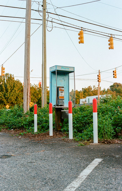 Overgrown and Overprotected at Amoco; Salisbury, NC