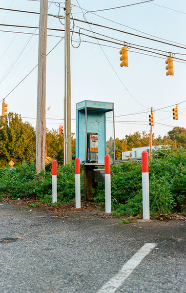 Overgrown and Overprotected at Amoco; Salisbury, NC