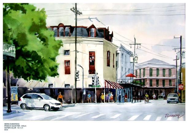 French Quarter - NOLA