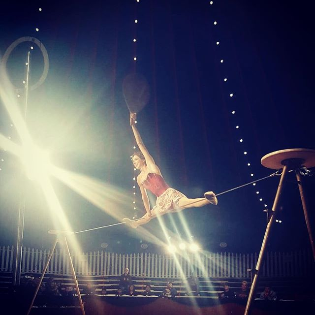 #zoppecircus #tightwire #tightwiredancer
