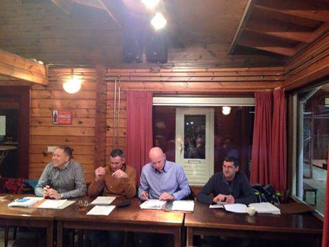 Algemene Ledenvergadering 25 jan 2016