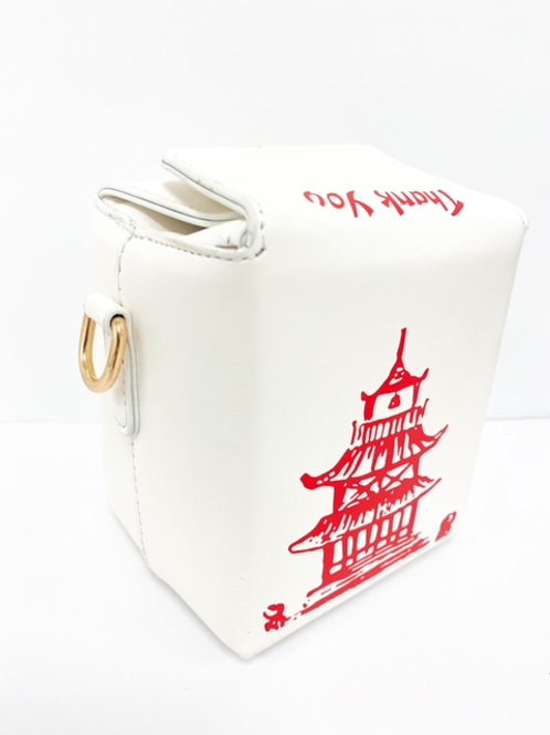 Take-out crossbody