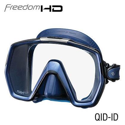 Máscara y snorkel TUSA Freedom HD  M-1001 y SP-170