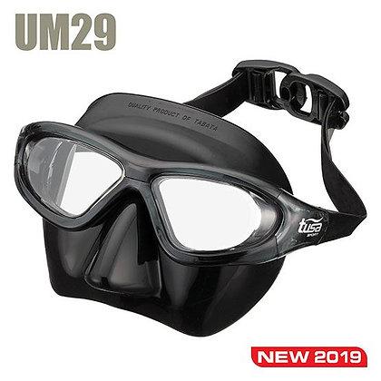 Mascara para apnea y Hockey Subacuático
