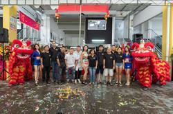 Staff of CAS Garage