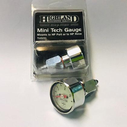 Manómetro Técnico mini HL501B