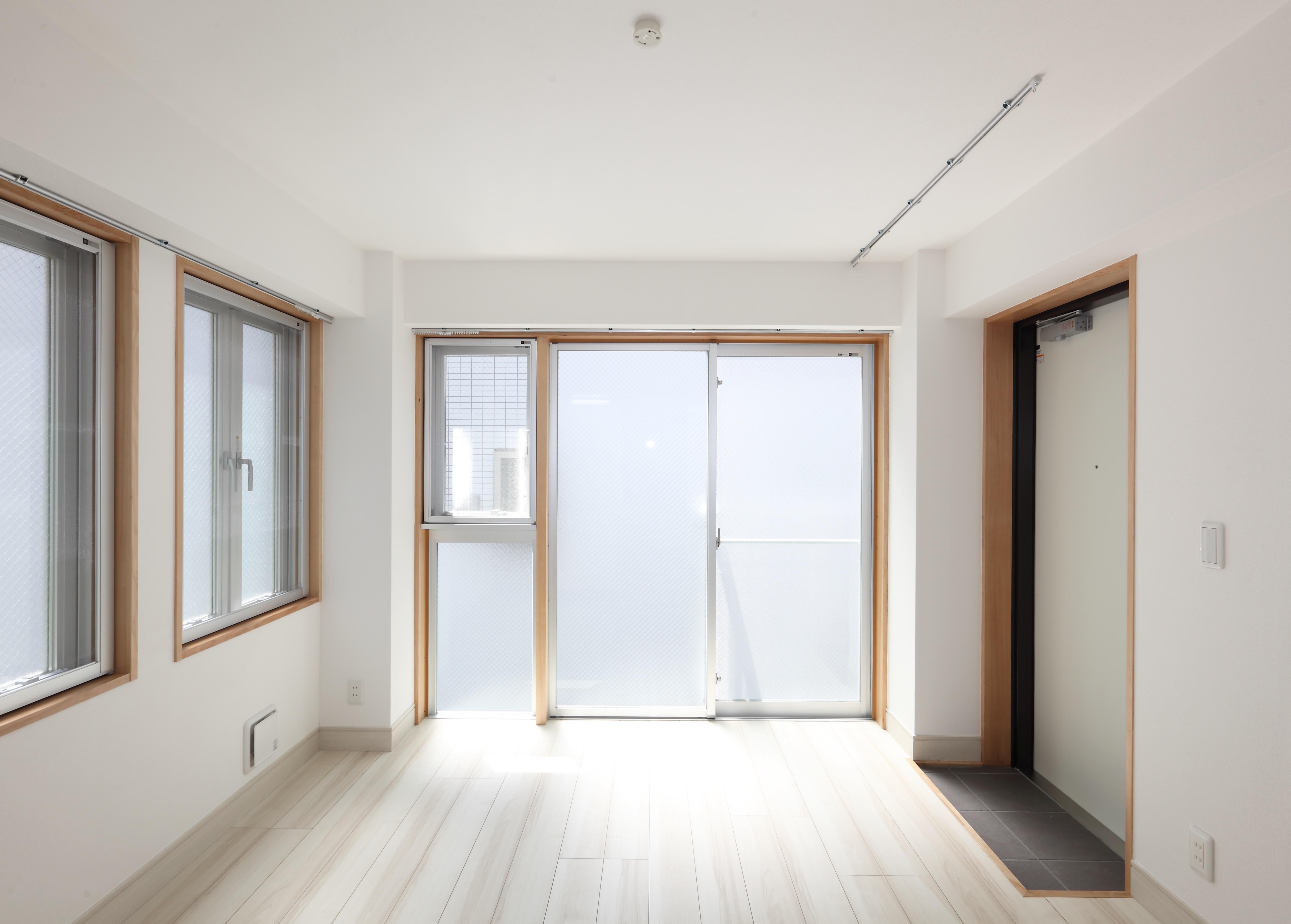 008 401号室 居室