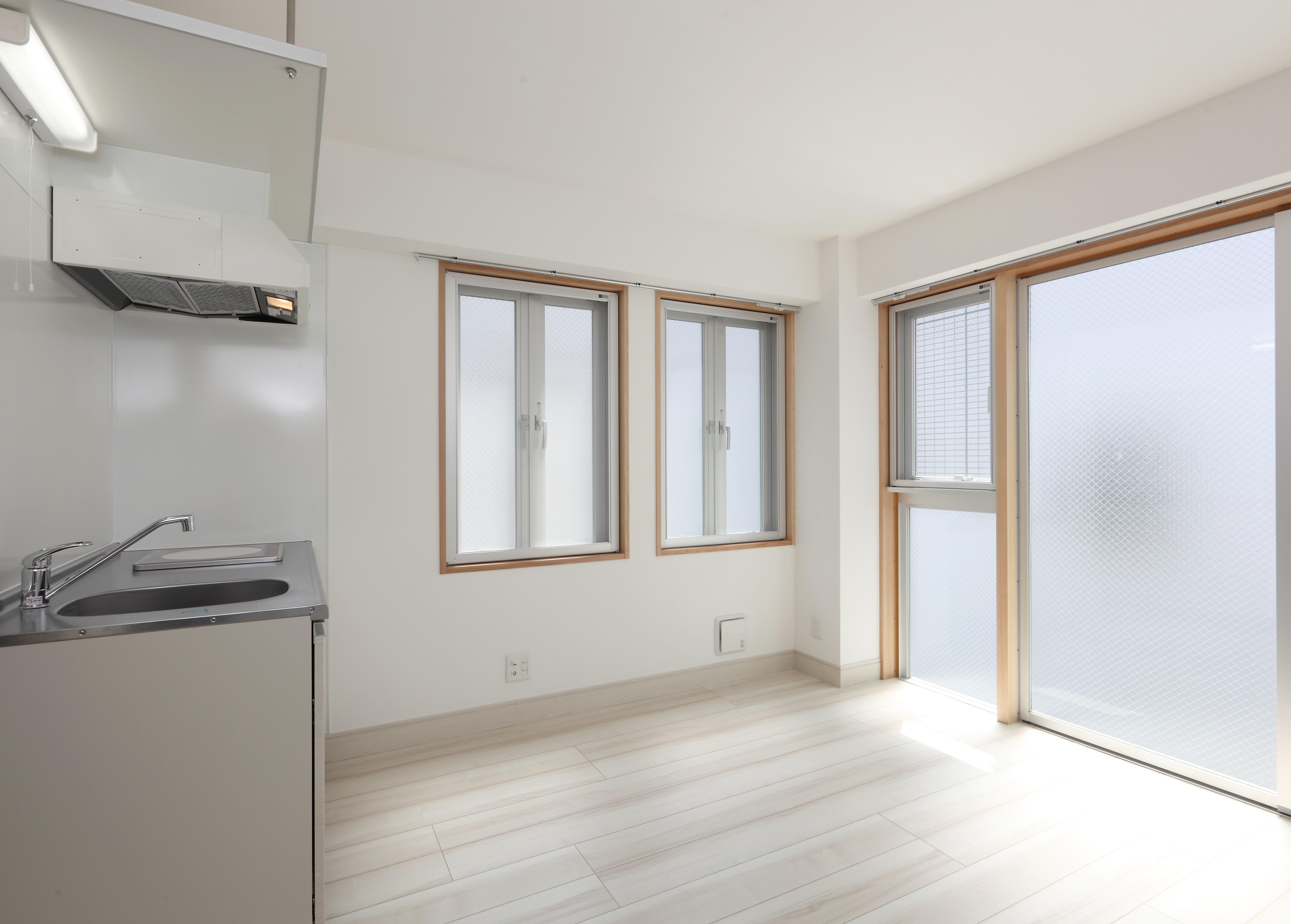 016 401号室 居室
