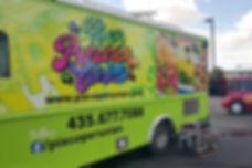 Th oriinal Pisco Peruvian Cuisine food truck