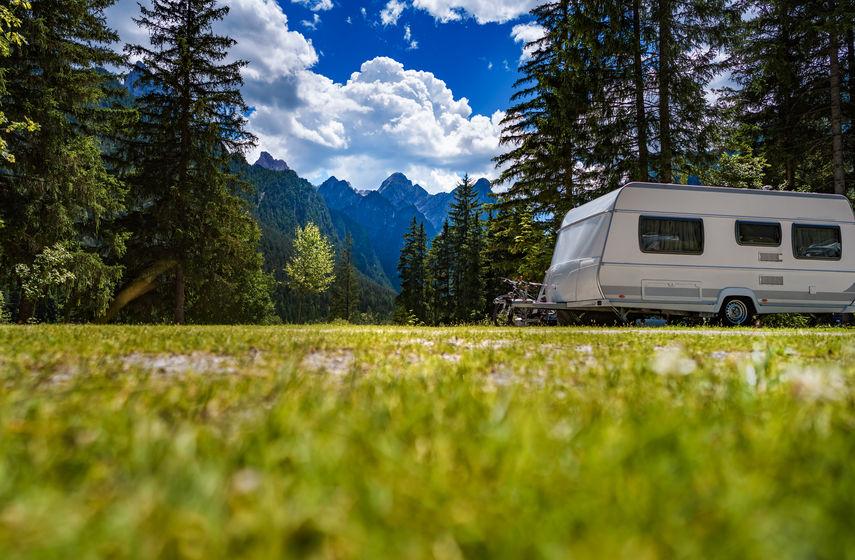 mountain camper