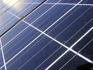 SOLAR ENERGY PROVIDING ELECTRICITY IN YOUR HOME