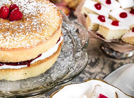 The Victoria Sandwich, a British Teatime Classic