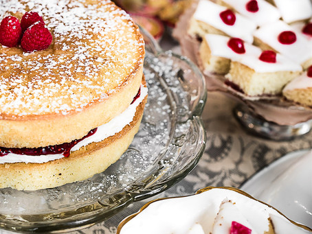 The Victoria Sandwich, a British Teatime Classic