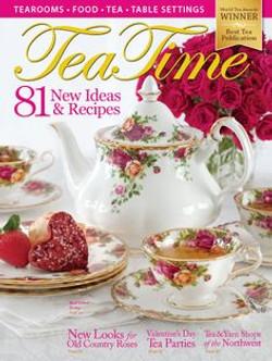 tea time magazine