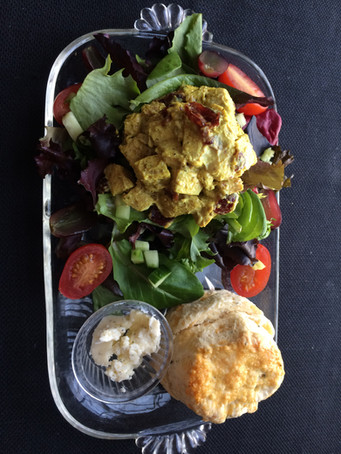 Coronation Chicken, a dish fit for a Queen