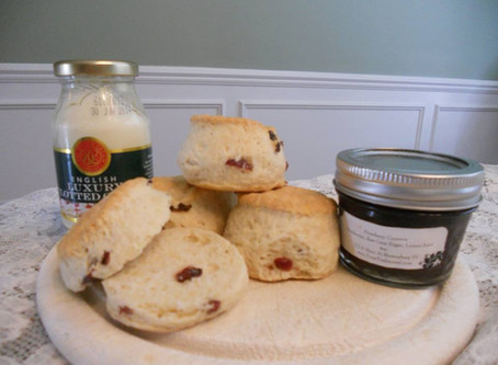 History Of The Humble Scone