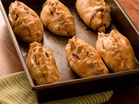 The Cornish Connection - What is a Cornish Pasty?