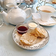Devonshire Cream Tea
