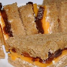 Cheese and Chutney Sandwich