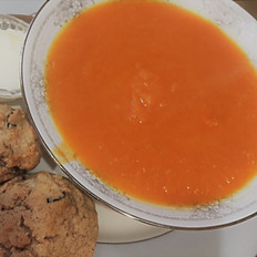 Soup & Herb Scones