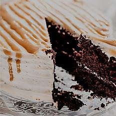 London Fog Cake (slice)