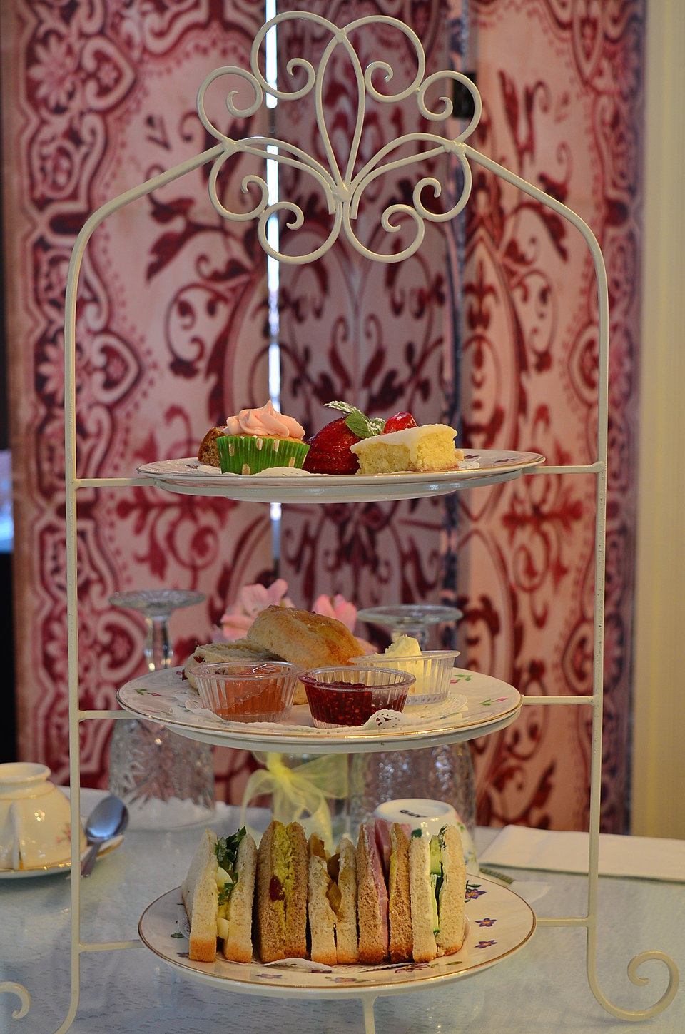 High Tea Kitchen Tea Tinas Tearoom Carmel Indianapolis