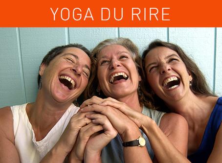 Rendez-vous Yoga du Rire