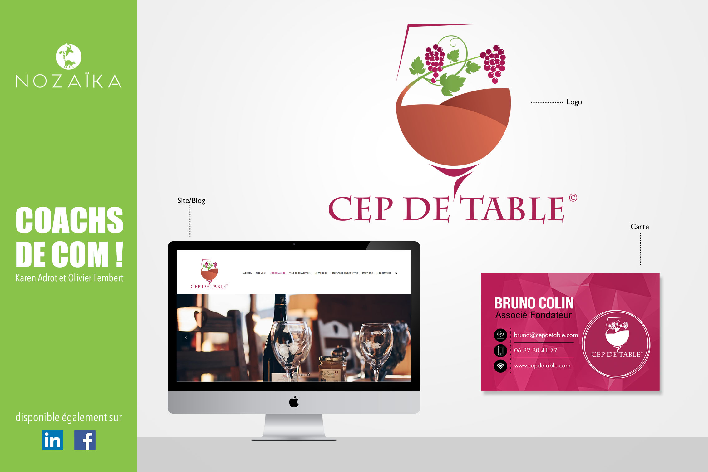 CEP DE TABLE