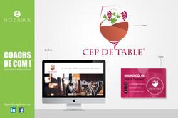 CEP DE TABLE