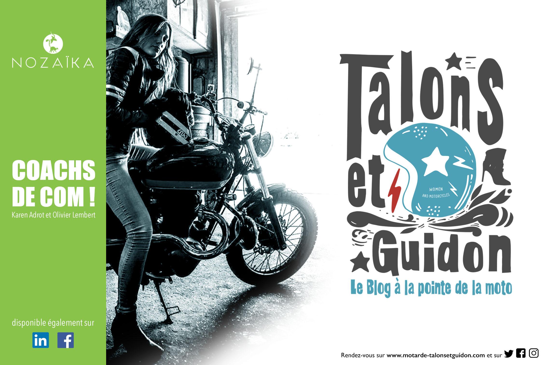 TALONS & GUIDON