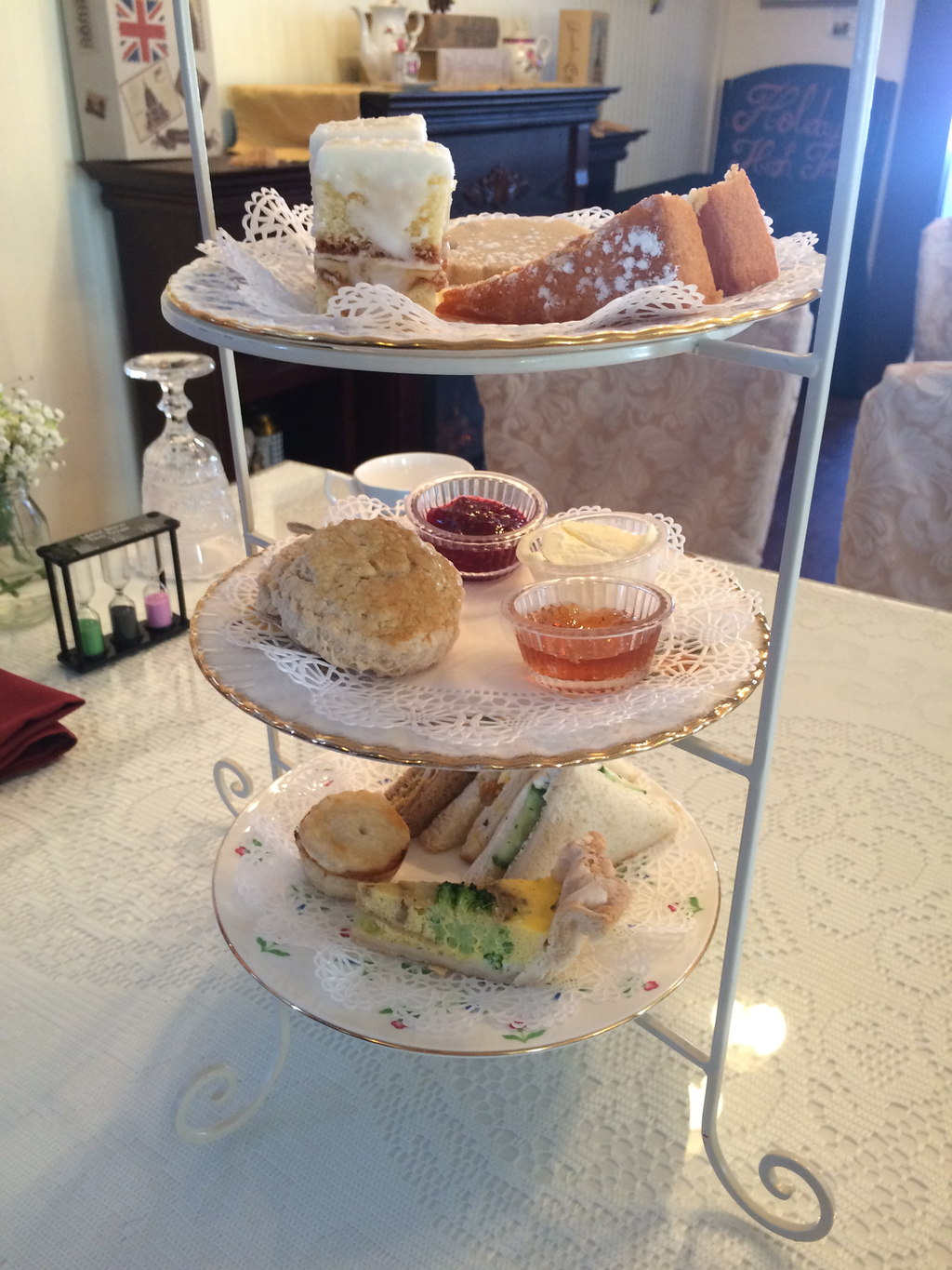 New Year, New High Tea