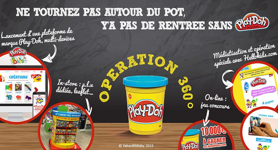 marketing enfant