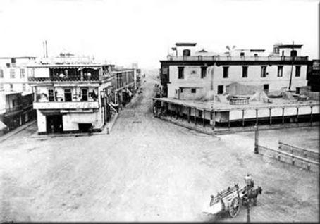 1. cuadra 1 - 2  Plaza Constitucion 1878