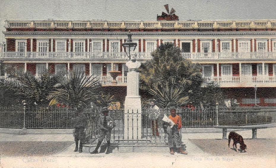 Plaza Dos de Mayo