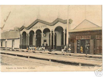 Estación Santa Rosa