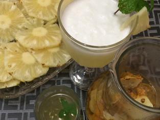Benefícios do chá da casca do abacaxi