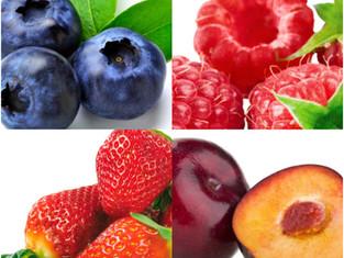 O poder das frutas vermelhas para os praticantes de Musculação
