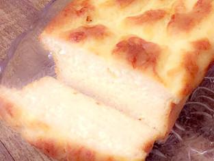 Pão de mandioca sem glúten e sem lactose