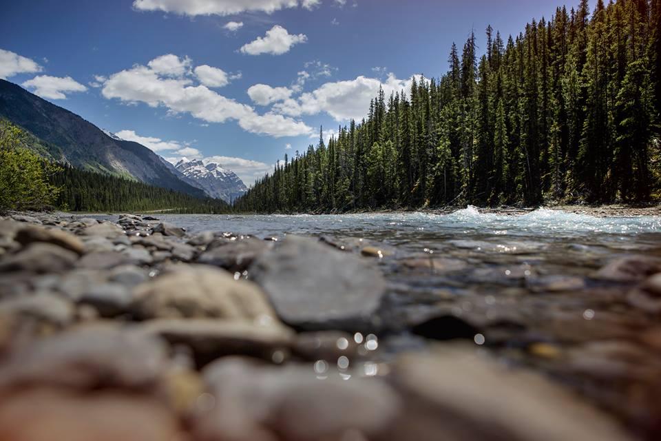 Jasper, Western Canada