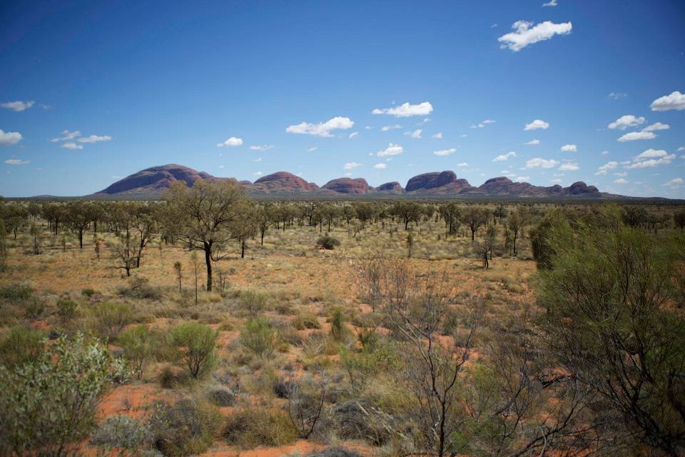 Kata Tjuta, Central Australia